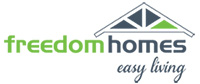 freedom homes easy living logo