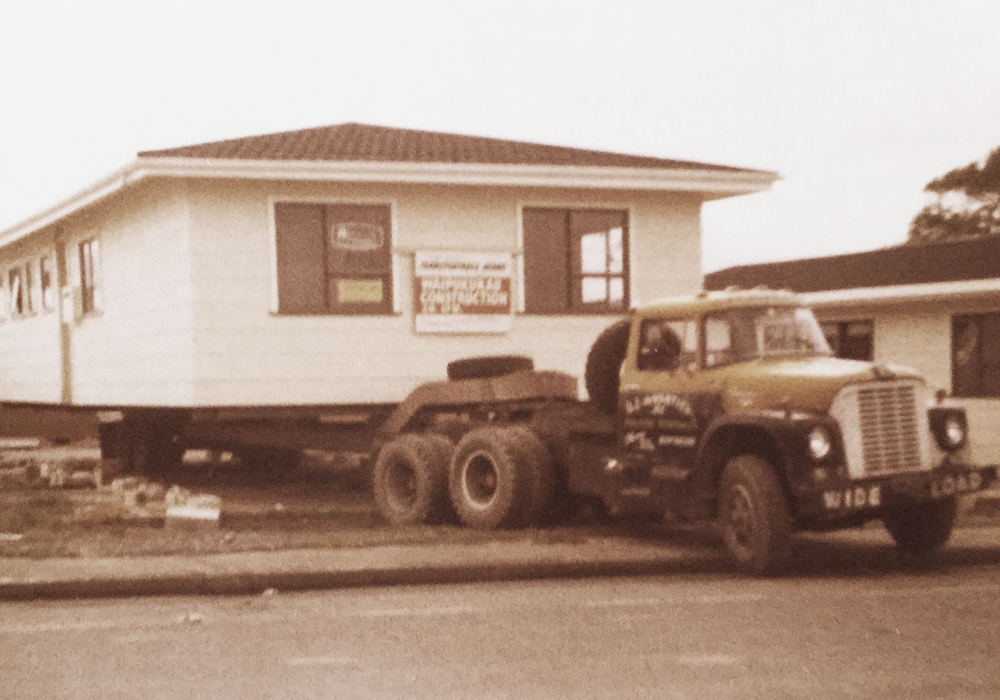 history transportable building - Waipukurau Construction