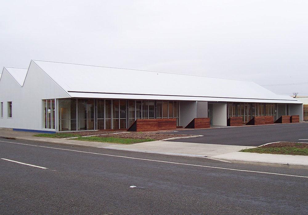 DAC Legal building Waipukurau Construction