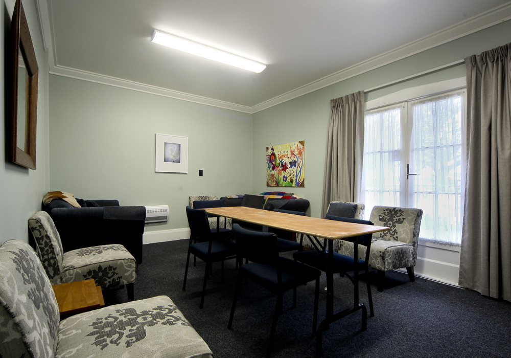 Civic Square Womens Rest common room - Waipukurau Construction