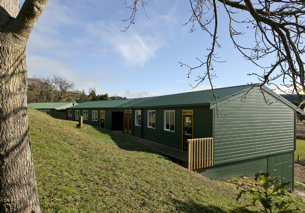 Eskdale School – New Roll Growth Classroom - Waipukurau Construction