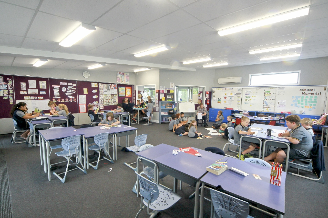 Napier Central School – New Classroom Block - Waipukurau Construction