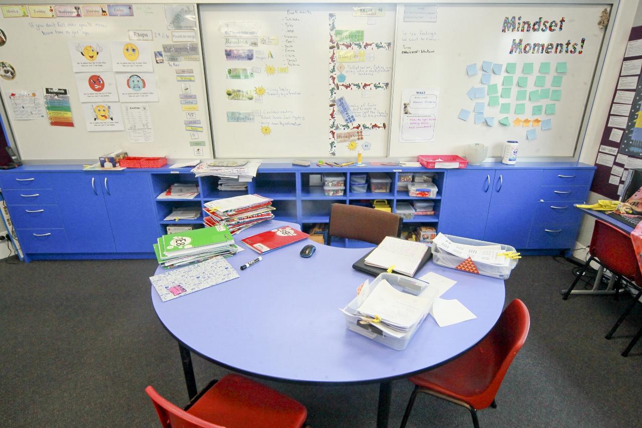 Napier Central School – New Classroom Block - Waipukurau Construction